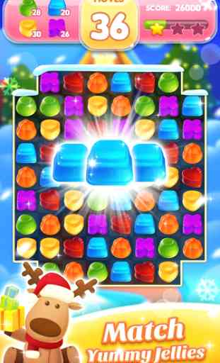 Jelly Jam Crush - Match 3 Games & Free Puzzle Game 1