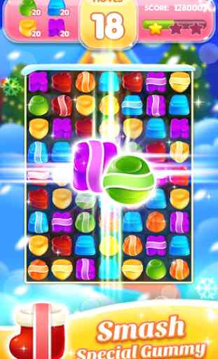 Jelly Jam Crush - Match 3 Games & Free Puzzle Game 2