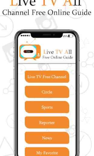 LIVE TV FREE Online Guide For All Channels 2