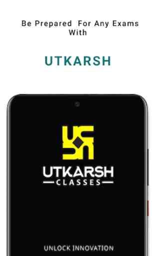Utkarsh: Online Test, Live Video Classes, ebooks 1