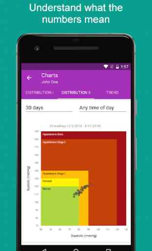 BP Journal - Blood Pressure Diary 4
