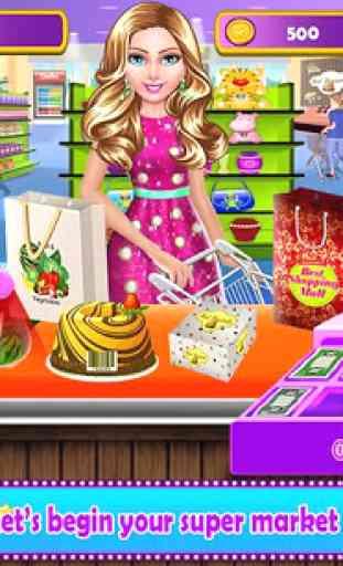 gioco cassiere super mercato: shopping divertente 3