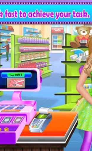 gioco cassiere super mercato: shopping divertente 4
