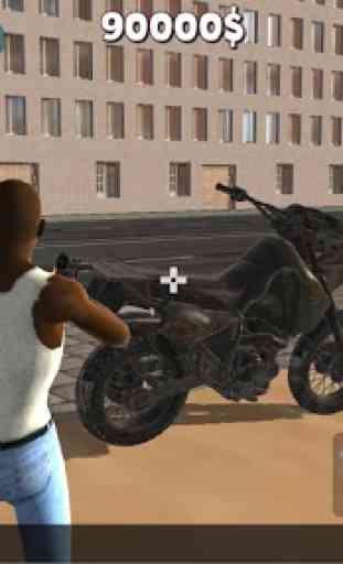 Grand Vegas Gangs Crime 3D 1