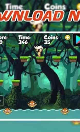 Jungle Adventure Island 1