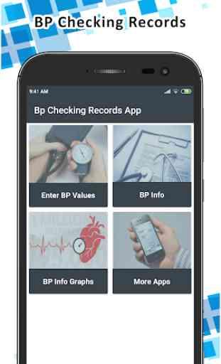 Bp Checking Records App 1