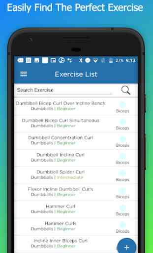 FitSW - Fitness Software for Personal Trainers 4