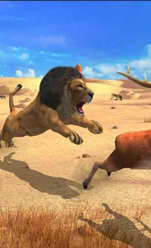 Jungle Kings Kingdom Lion Family 3