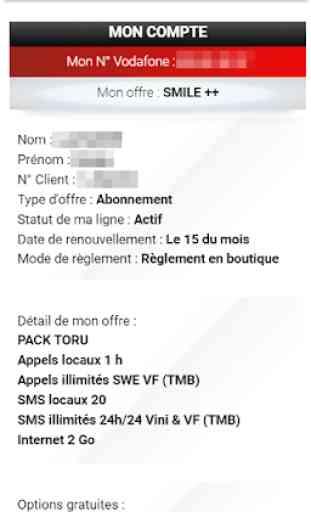 Mon Vodafone 4
