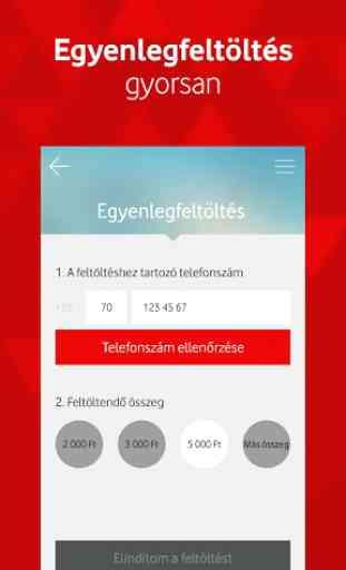My Vodafone Magyarország 4