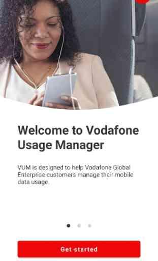 Vodafone Usage Manager 1