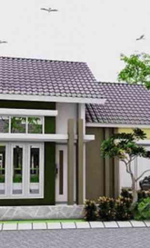 600+ Model Rumah minimalis Terbaru 1
