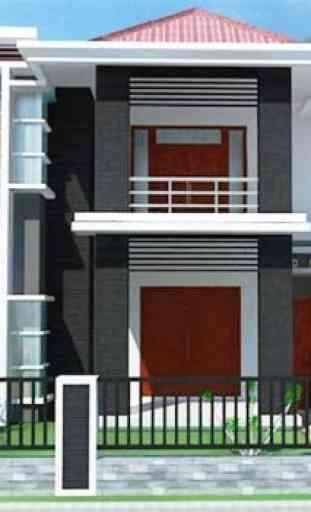600+ Model Rumah minimalis Terbaru 3