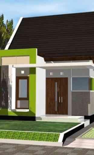 600+ Model Rumah minimalis Terbaru 4