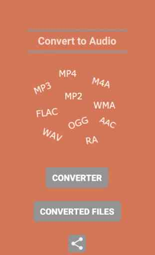 Convertitore audio 1
