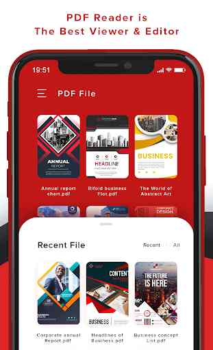 PDF Reader – PDF Viewer, Editor & PDF Conveter 1