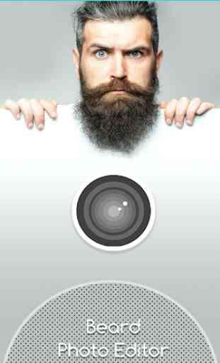 Editor di foto per barba 1