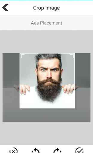 Editor di foto per barba 2
