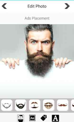 Editor di foto per barba 4