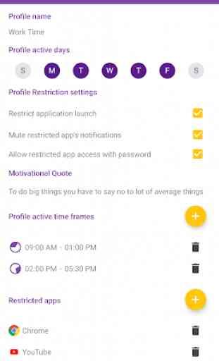 HelpMeFocus - Block Apps, Stay Focused. 3