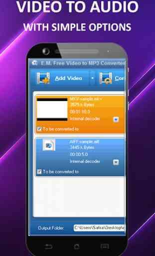 Convertitore mp3 – Video to mp3 3