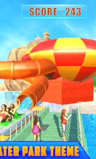 Giant Water Slide Adventure: Water Park Racing 1