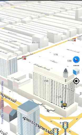 3D Maps & Navigations - EasyGo 1