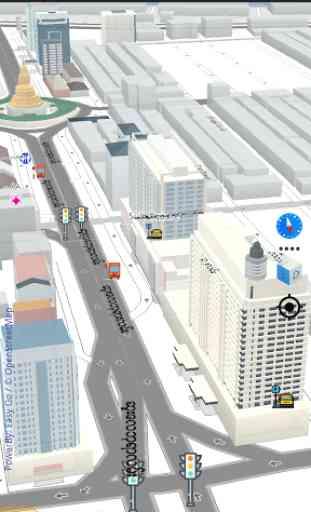 3D Maps & Navigations - EasyGo 2