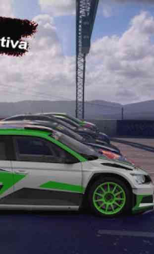 Rally Racer 3D Drift: Extreme Racing Game 1