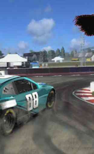 Rally Racer 3D Drift: Extreme Racing Game 2