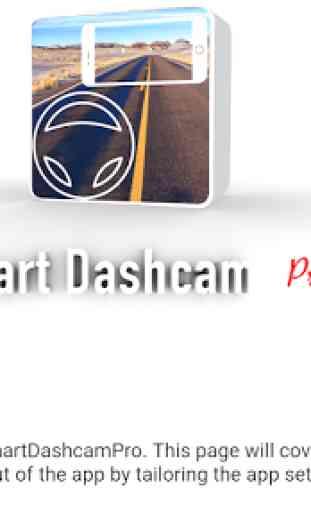 Smart Dashcam Pro : Motion Sensor based Dash Cam 3