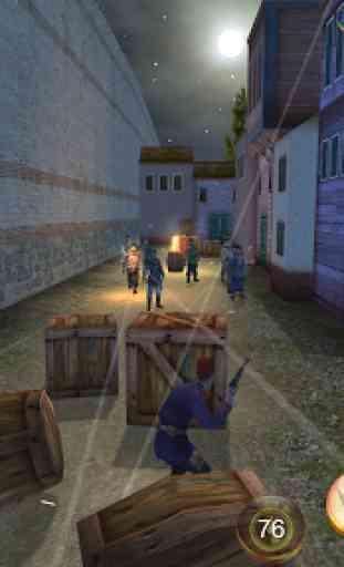Zaptiye: Open world action adventure 3