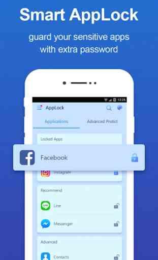 App Lock Master – Lock Apps & PIN & Pattern Lock 1