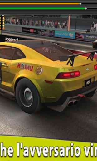 Velocità massima: Nitro Drag Racing 1