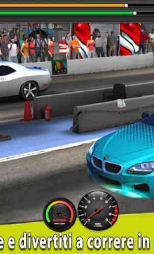Velocità massima: Nitro Drag Racing 3