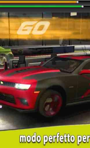 Velocità massima: Nitro Drag Racing 4