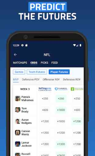 BettingPros: Sports Betting 4