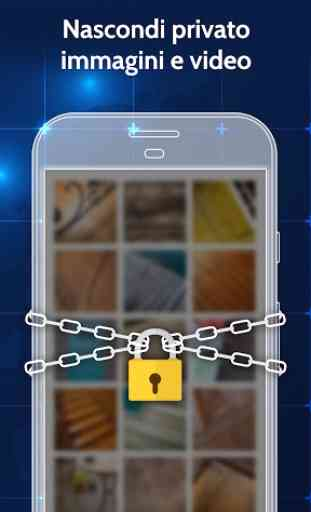 Blocco App Con Impronta Digitale E Password 4