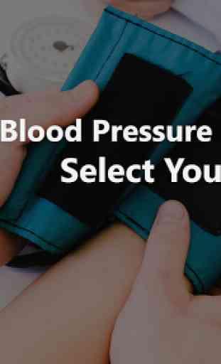 Blood Pressure Checking App & Bp Checking App 3