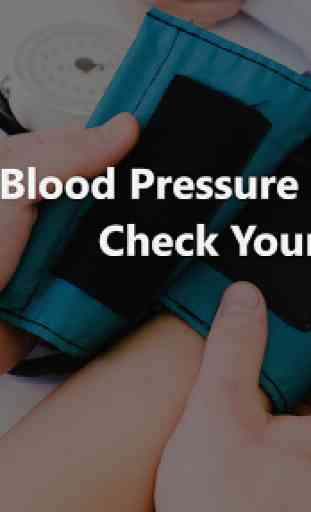 Blood Pressure Checking App & Bp Checking App 4