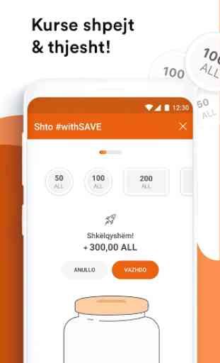 Intesa Sanpaolo Bank Albania mobile banking 1