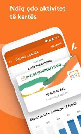 Intesa Sanpaolo Bank Albania mobile banking 2