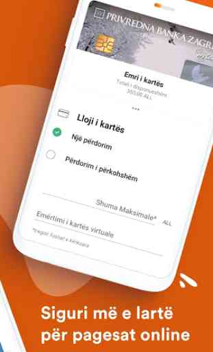 Intesa Sanpaolo Bank Albania mobile banking 3