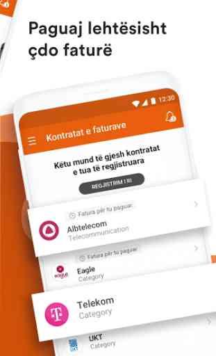 Intesa Sanpaolo Bank Albania mobile banking 4