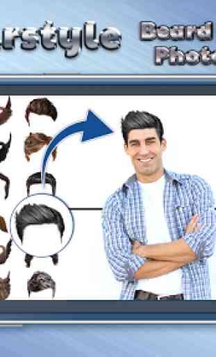 Parrucchiere per Uomo - Capelli Barba Baffi 1