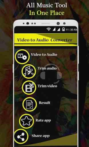 Video To Audio Converter - Mp3 Converter 1