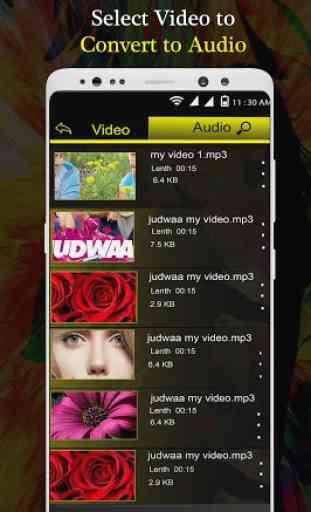 Video To Audio Converter - Mp3 Converter 2
