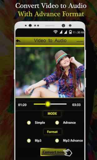 Video To Audio Converter - Mp3 Converter 3