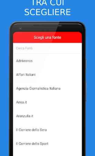 Notizie + | Giornali e quotidiani italiani 2
