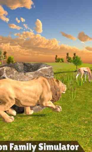 Lion Family Simulator: Jungle Survival 3